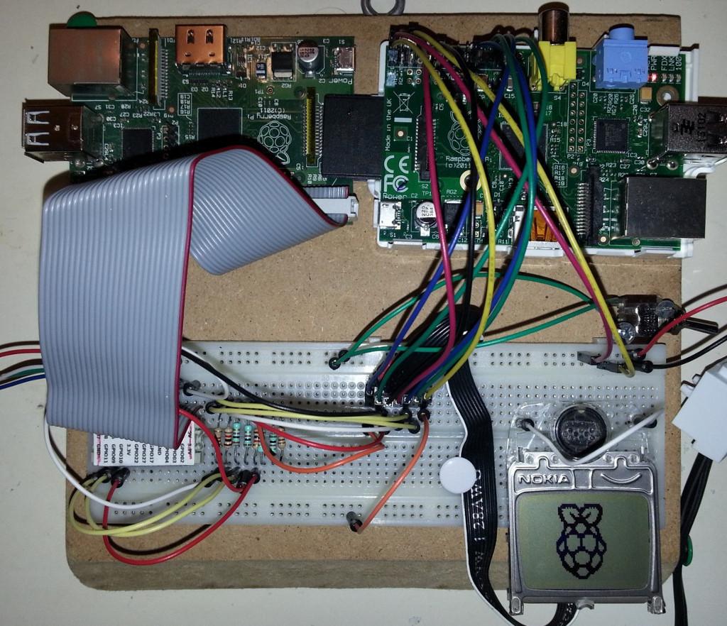 Raspberry PI Logic Sniffer